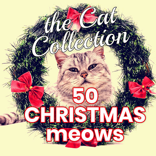 The Cat Collection 50 Christmas Meows by Various Artists