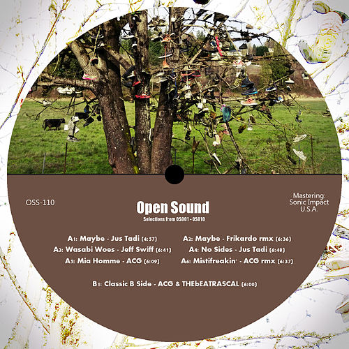 Open Sound Selections OS001 - OS010 - EP by Various Artists