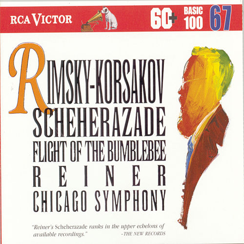 Rimsky-Korsakov: Scheherazade / Flight Of The Bumblebee de Fritz Reiner