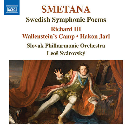 Smetana: Swedish Symphonic Poems di Slovak Philharmonic Orchestra