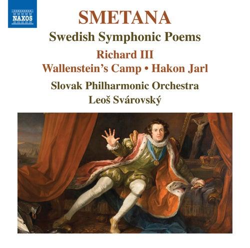 Smetana: Swedish Symphonic Poems de Slovak Philharmonic Orchestra