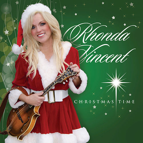 Christmas Time by Rhonda Vincent