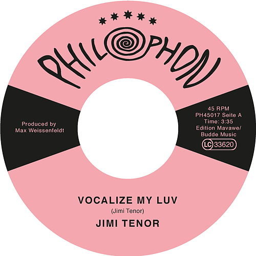Vocalize My Luv by Jimi Tenor