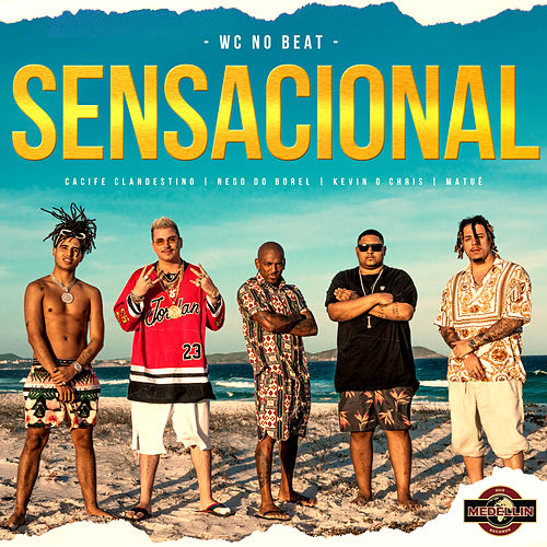 Sensacional by WC no Beat