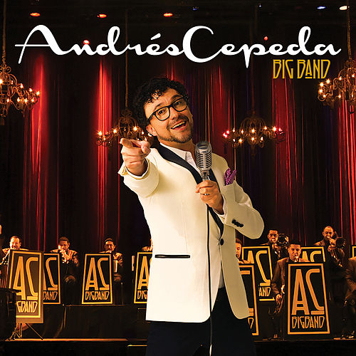 Andrés Cepeda Big Band (En Vivo) by Andrés Cepeda