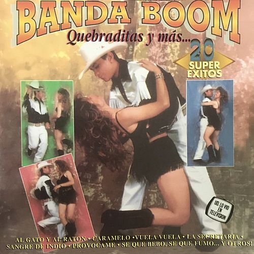 Banda Boom Quebraditas y Mas von Various Artists