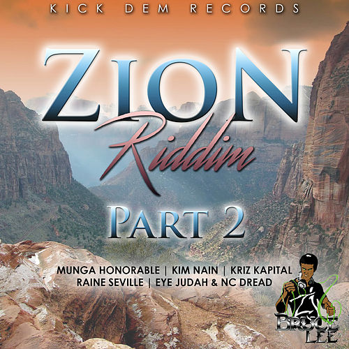 Zion Riddim, Pt. 2 de Various Artists