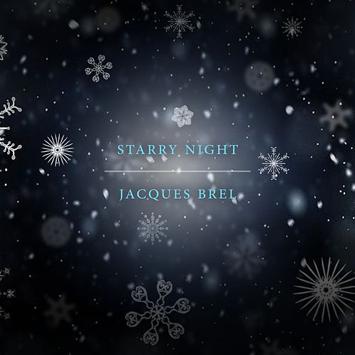Starry Night de Jacques Brel