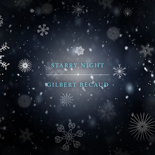 Starry Night de Gilbert Becaud