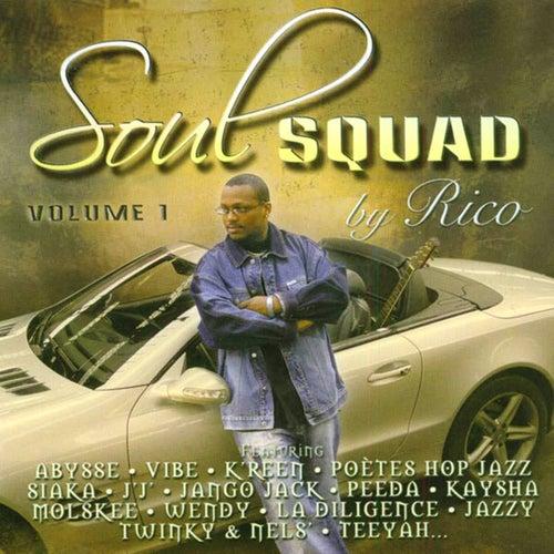 Soul Squad, Vol. 1 von Rico