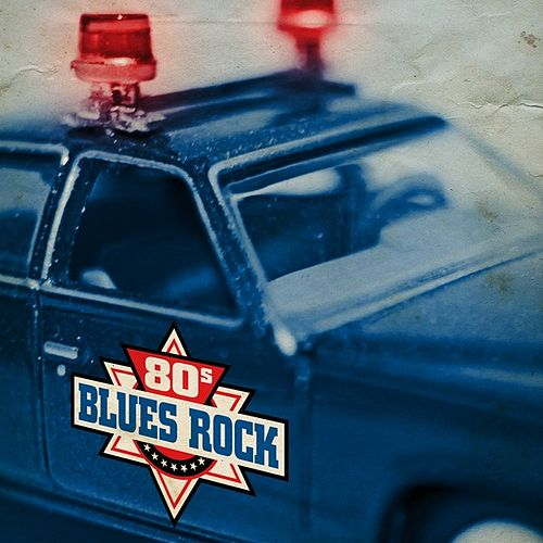 80s Blues Rock von Various Artists