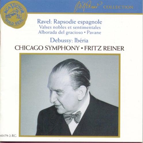 Ravel/Debussy: Orchestral Works de Fritz Reiner