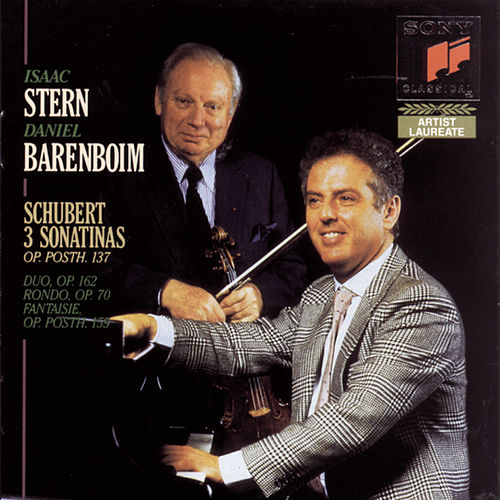 Schubert: Works for Violin & Piano by Isaac Stern