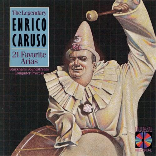 21 Arias by Enrico Caruso