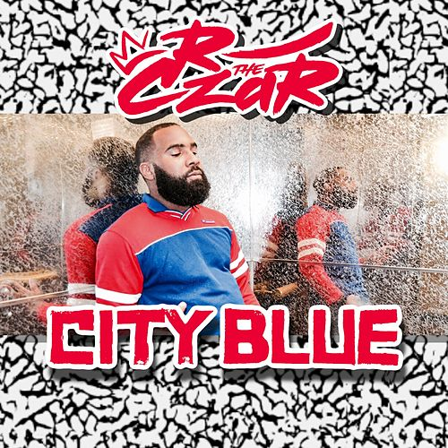 City Blue by R The Czar