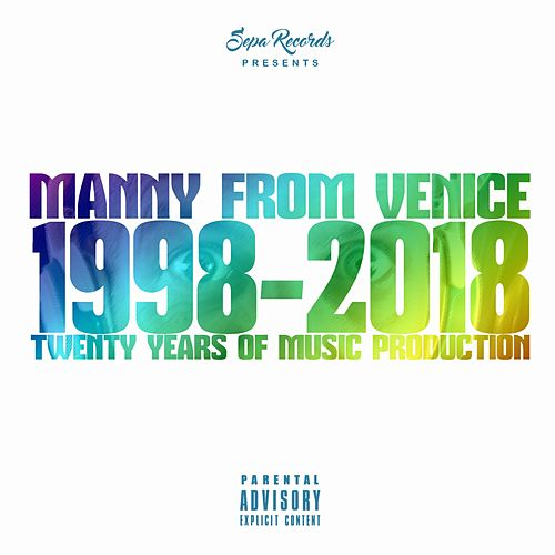 1998-2018 - Twenty Years of Music Production von Various Artists