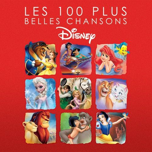Les 100 Plus Belles Chansons Disney (5 Vol.) de Various Artists