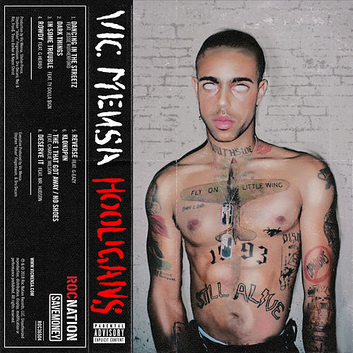 HOOLIGANS by VIC MENSA