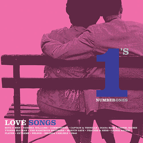 Love Songs Number 1's by Various Artists