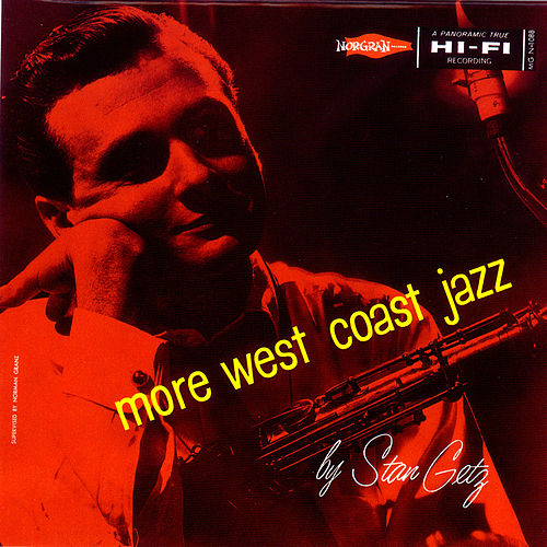 More West Coast With Stan Getz de Stan Getz