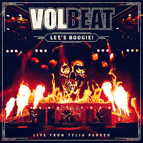 Let's Boogie! (Live from Telia Parken) de Volbeat