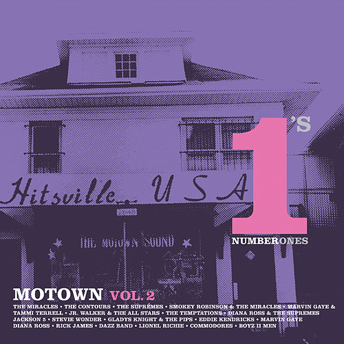 Motown Number 1's (Vol. 2) de Various Artists