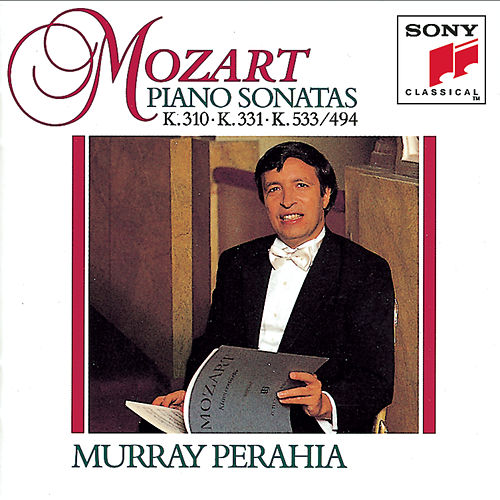Mozart: Sonatas for Piano von Murray Perahia