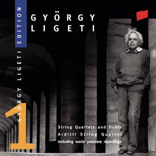 György Ligeti Edition, Vol. 1 by Arditti String Quartet