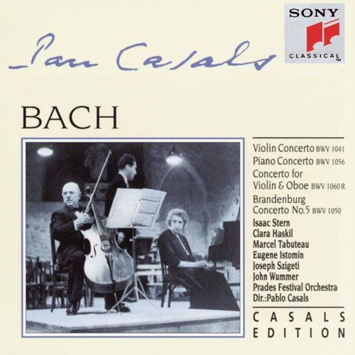 Bach: Concertos de Pablo Casals