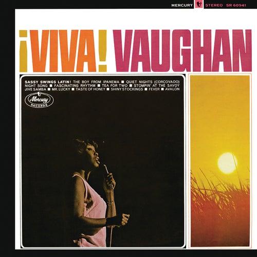Viva Vaughan by Sarah Vaughan
