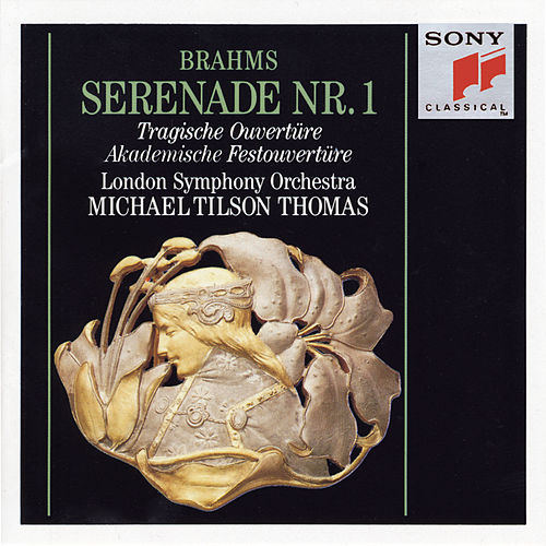 Brahms: Serenade No. 1, Op. 11, Tragic Overture, Op. 81 & Academic Festival Overture, Op. 80 de Michael Tilson Thomas