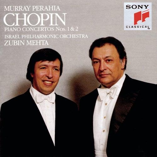 Chopin: Piano Concertos Nos. 1 & 2 von Murray Perahia