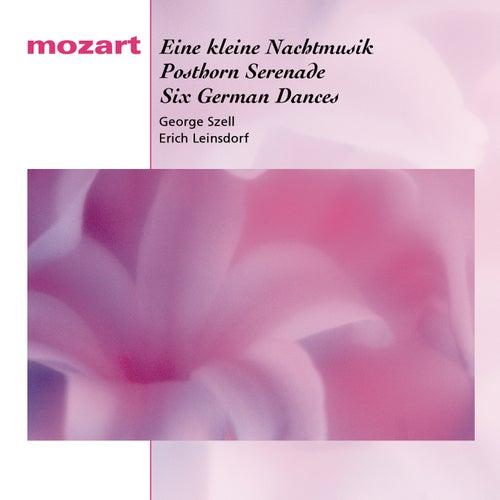 Mozart: Eine kleine Nachtmusik, Posthorn Serenade, Six German Dances by George Szell