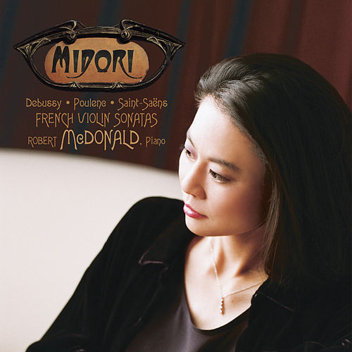 French Violin Sonatas by Midori