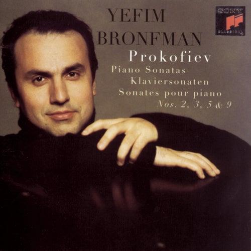 Prokofiev: Piano Sonatas Nos. 2, 3, 5 & 9 von Yefim Bronfman