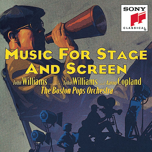 Music for Stage and Screen: The Red Pony; Born on the Fourth of July; Quiet City; The Reivers de John Williams