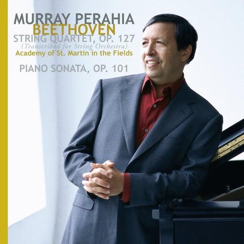 Beethoven: String Quartet, Op. 127 & Piano Sonata, Op. 101 de Murray Perahia