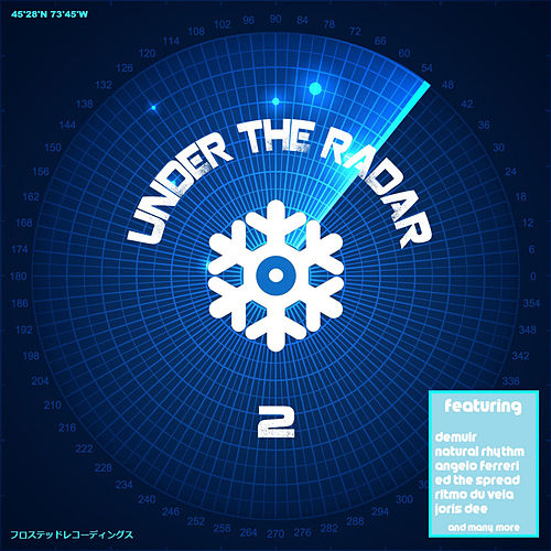 Under The Radar, Vol. 2 - EP de Various Artists