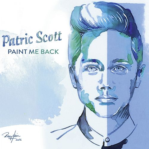 Paint Me Back von Patric Scott