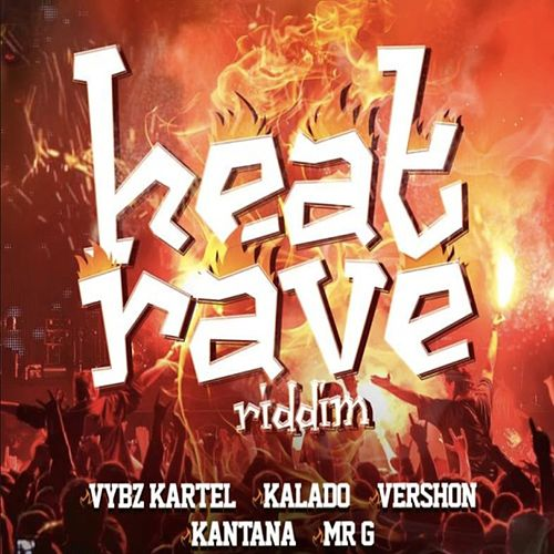 Heat Rave Riddim by Various Artists