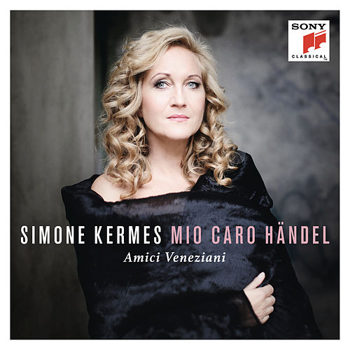 Mio caro Händel by Simone Kermes