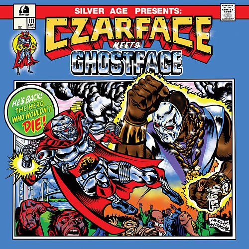 Czarface Meets Ghostface by CZARFACE
