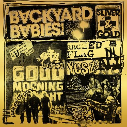 Sliver And Gold de Backyard Babies