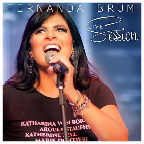 Fernanda Brum Live Session de Fernanda Brum