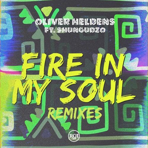 Fire In My Soul (Gil Sanders Remix) von Oliver Heldens