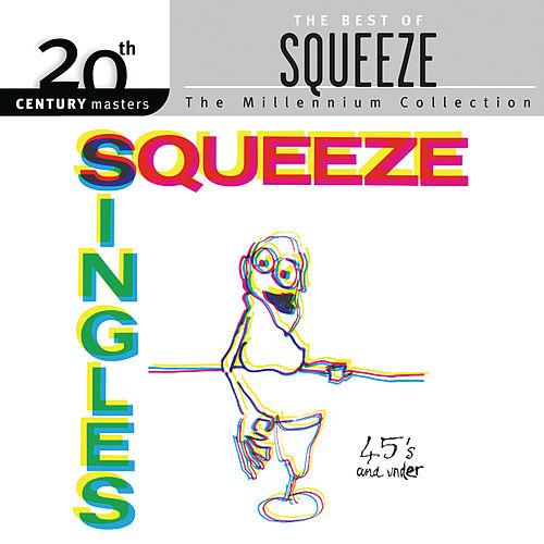 Singles - 45's And Under von Squeeze
