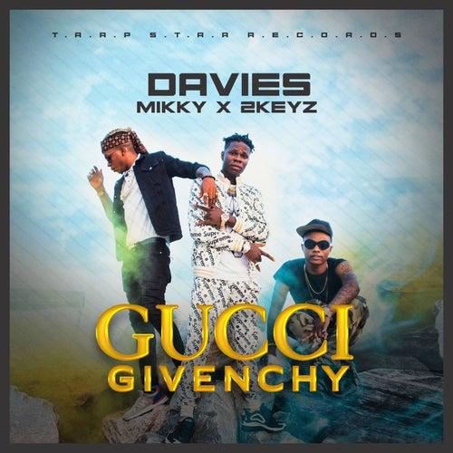 Gucci Givenchy von Davies