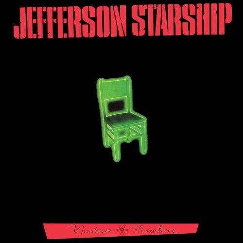 Nuclear Furniture de Jefferson Starship