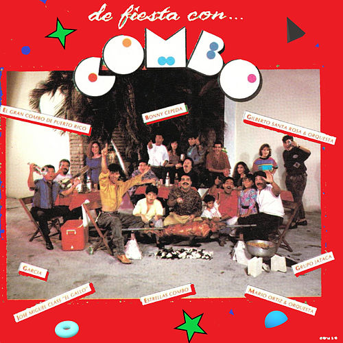 De Fiesta Con Combo en Navidad Vol. 2 by Various Artists
