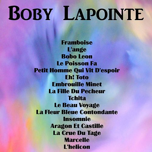 L'ange de Boby Lapointe
